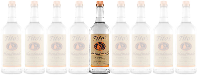 Tito's Handmade Vodka joins forces with the 2015 NME Awards