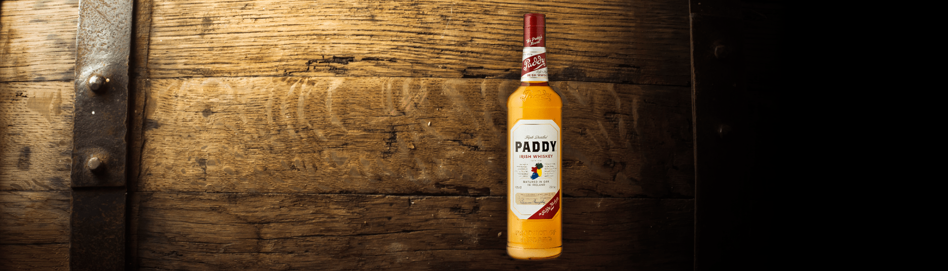Hi-Spirits to distribute Paddy Irish Whiskey in the UK